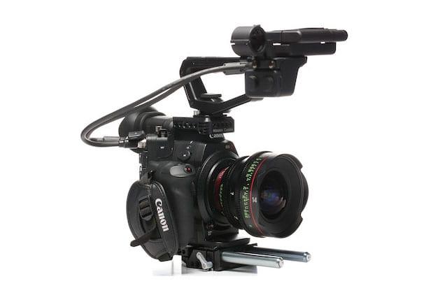 Canon C-300 camera