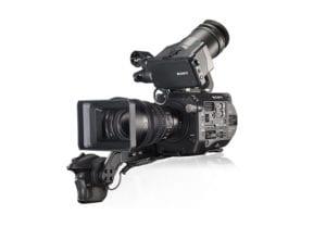 sony fs7 hd camera