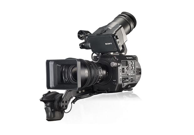 sony fs 7 hd/4k camera