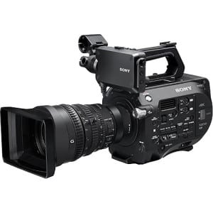 oakland ca hd video production sony fs-7 xdcam