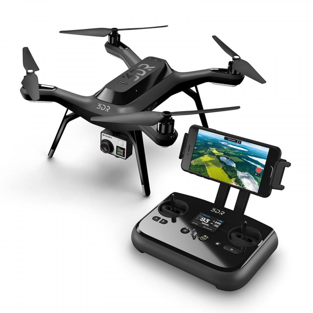 3DR Solo Drone video package